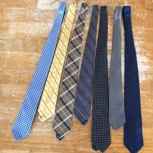 Other - 7 ties for $20!